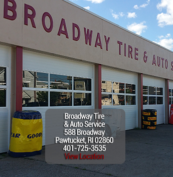 Broadway Tire And Auto Service Pawtucket Ri And Warwick Ri Tires